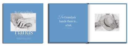 In Grandpa's Hands Book - Dr. Marlena Uhrik