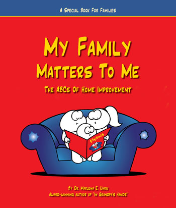 Award-winning Author, Dr. Marlena Uhrik Launches My Family Matters To Me